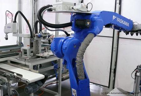 roboter arten